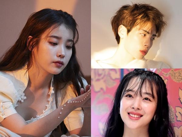 Bedah Teori Fans Lagu IU 'eight' Dibuat untuk Mendiang Jonghyun dan Sulli