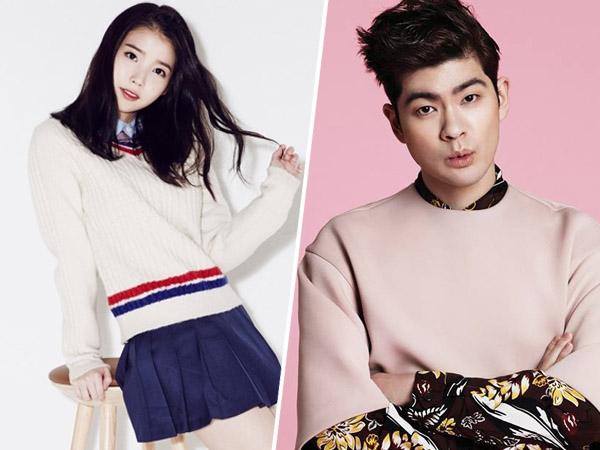 Angkat Bicara, LOEN Entertainment Benarkan Jalinan Cinta IU dan Jang Ki Ha