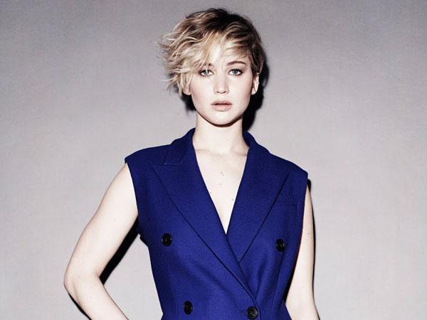 Selamat! Jennifer Lawrence Dinobatkan Sebagai Aktris Terkaya 2014 Versi Forbes
