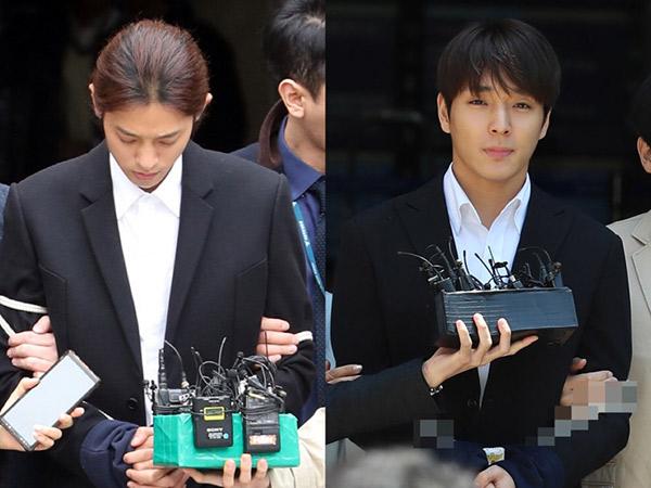 Banding Ditolak, Vonis Penjara Jung Joon Young dan Choi Jonghoon Tak Berubah
