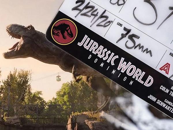 Jurassic World: Dominion Lanjutkan Syuting, Habiskan Rp 71 Miliar untuk Protokol Kesehatan