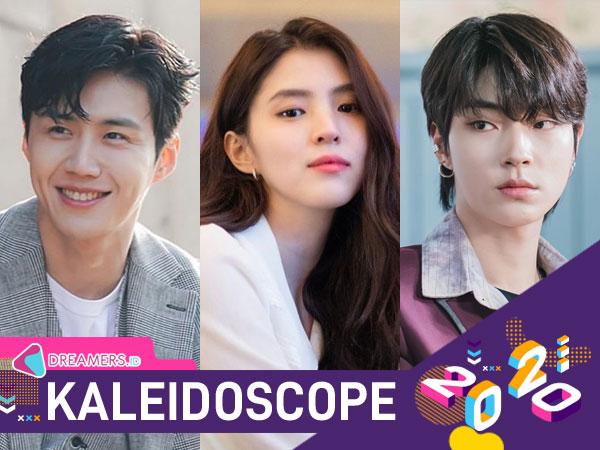 Bintang Drama Korea yang Sukses Mencuri Perhatian Penonton Tahun 2020