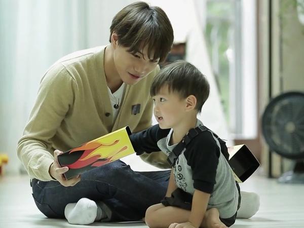 Tayang Besok, SBS Kembali Rilis Teaser Keakraban Kai EXO dan Tae Oh di 'Oh My Baby'!