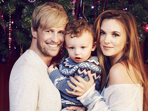 Kian Egan Eks Westlife Sambut Kelahiran Anak Kedua