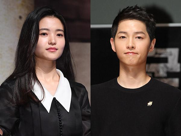 Kim Tae Ri Diincar Jadi Pasangan Song Joong Ki di Film Terbaru Besutan Sutradara 'A Werewolf Boy'