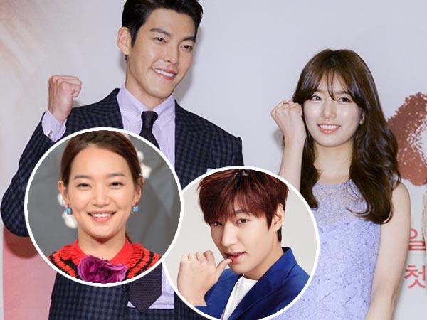 Main Bareng Suzy Miss A, Kim Woo Bin Juga Dapat Dukungan dari Shin Min Ah dan Lee Min Ho?