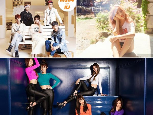 Inilah Lagu K-Pop yang Tak Disangka-sangka Bisa Rajai Chart Musik