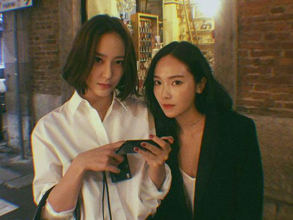Lebih dari Seorang Kakak, Krystal Ungkap Betapa Pentingnya Sosok Jessica Jung