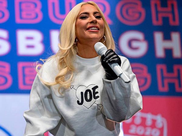 Insiden Lady Gaga Terjatuh Keras dari Panggung, Harus Jalani Pemeriksaan X-Ray