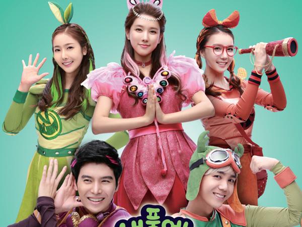 Wah, Mir MBLAQ, Jiwon SPICA dan SinB G-Friend Bintangi Drama Musikal Anak!