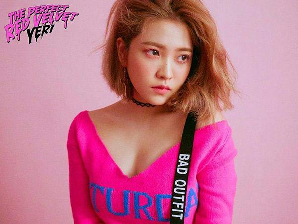 Argumen Netizen Soal Sinar Laser yang Mengenai Yeri Red Velvet
