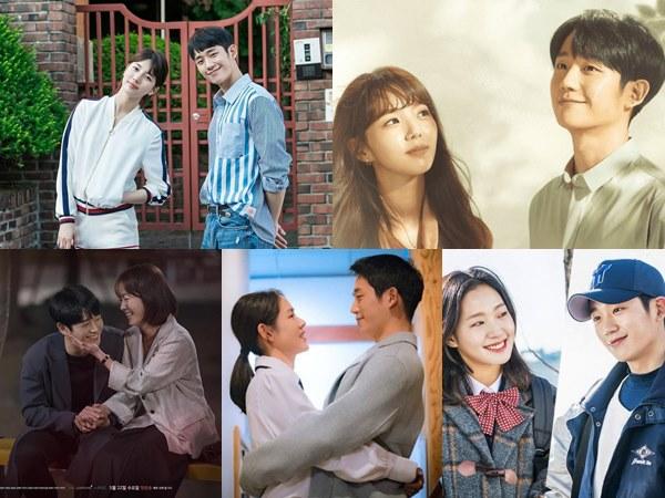 5 Aktris Cantik yang Pernah Jadi Lawan Main Jung Hae In