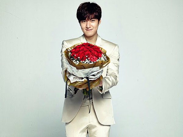 Baiknya, Fans Rayakan Ultah Lee Min Ho dengan Beramal Untuk Orang Tua Tunggal