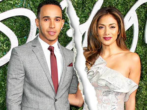 Dikabarkan Segera Bertunangan, Nicole Scherzinger dan Lewis Hamilton Malah Putus?