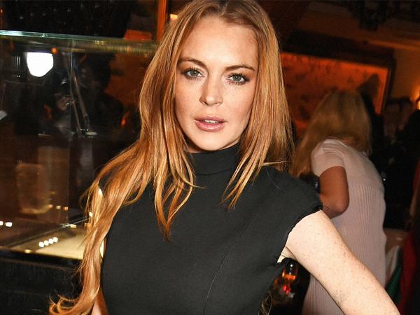 Diundang Stasiun TV Rusia, Lindsay Lohan Minta Uang dan Foto Bareng Presiden Putin