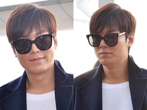 Wow, Wajah Lee Min Ho Terlihat Lebih Chubby! Apa Sih Sebabnya?