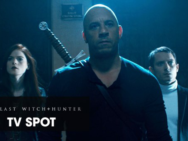Puas Balapan, Vin Diesel Berperang Lawan Penyihir Jahat Bareng Elijah Wood