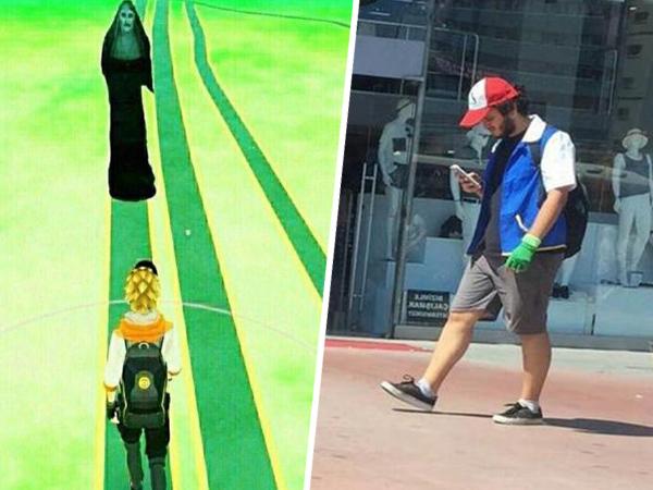 Ini Kumpulan Meme Kocak 'Pokemon Go' Yang Jadi Viral di Sosial Media