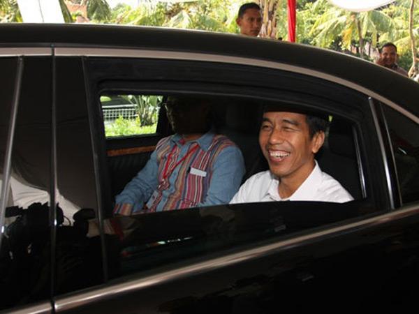 Mobil Presiden Jokowi Mogok di Tengah Kunjungan Kerjanya di Kalimantan Barat