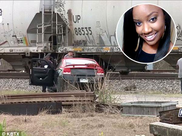 Tragis, Foto Model Ini Tewas Tersambar Kereta Api Saat Pemotretan!