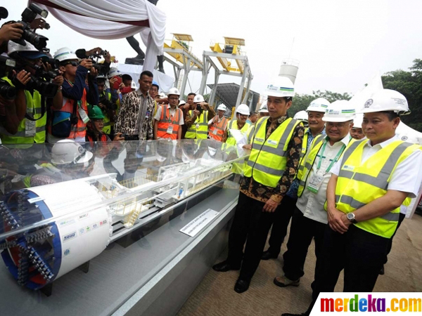 Selain Anti Banjir, Stasiun MRT Ditargetkan Tampung 600 Ribu Penumpang Per Hari