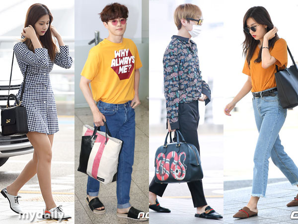 Mengintip Tren Mules Shoes di Kalangan Idola K-Pop