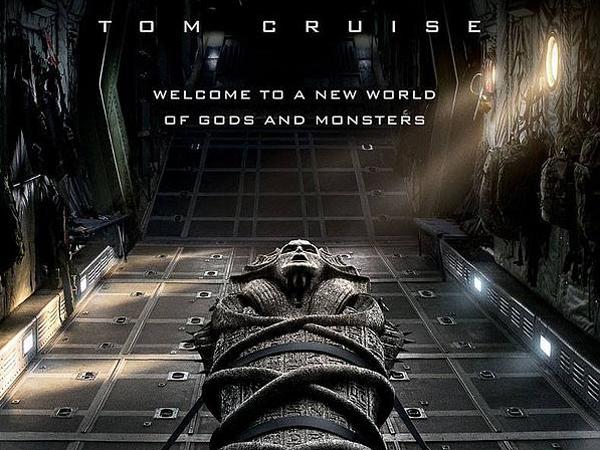 Tom Cruise Hadapi Mayat Hidup di Teaser Perdana Reboot 'The Mummy'