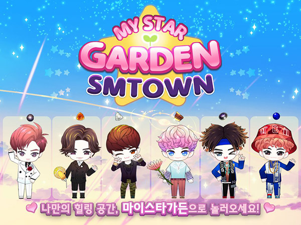 SM Entertainment Ajak Penggemar Bangun Kota Bersama Idolanya di Game 'My Star Garden'