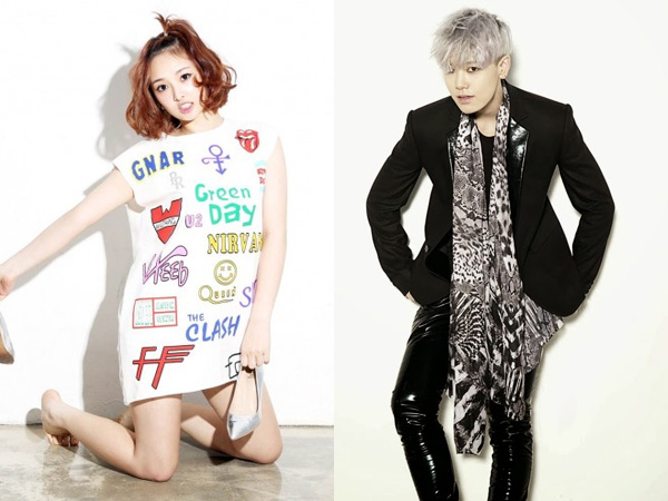 Wah, Member Girl Group Baru TS Entertainment Ini Jadi Saingan Zelo B.A.P?