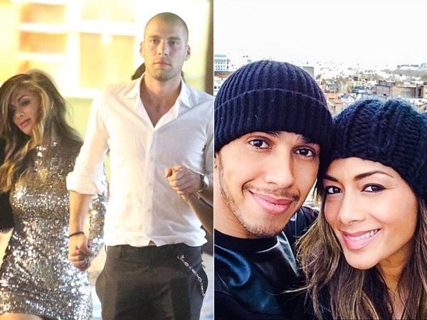 Lewis Hamilton Beri Ucapan Ultah Super Manis, Nicole Scherzinger Mesra dengan Cowok Baru