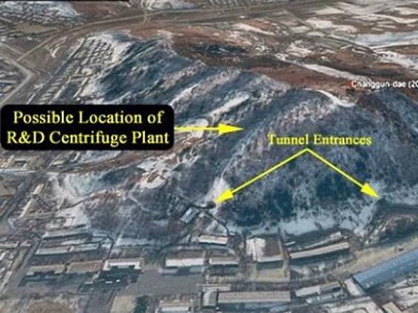 Di Lokasi Rahasia Ini Korea Utara Sembunyikan Senjata Nuklirnya
