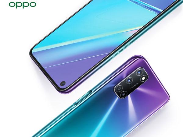 Oppo A92 Varian Warna Baru Aurora Purple Resmi Dijual