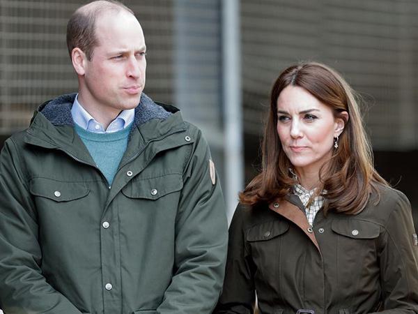 Mayat Wanita Ditemukan di Kediaman Pangeran William dan Kate Middleton