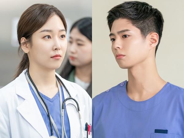 Potret Seo Hyun Jin dan Park Bo Gum Jadi Dokter di Drama Record of Youth
