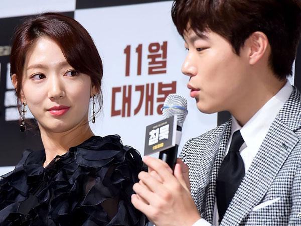 Park Shin Hye Ungkap Bentuk Perhatian Ryu Jun Yeol di Lokasi Syuting