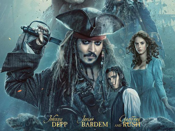 Captain Sparrow is Back! Trailer Perdana 'Pirates of The Caribbean 5' Sukses Bikin Fans Deg-Degan