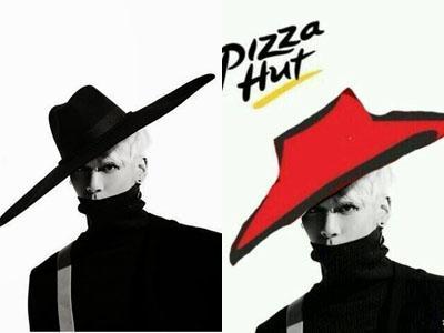 Lucunya, Jonghyun SHINee Parodikan Teaser Fotonya Jadi Iklan Pizza!
