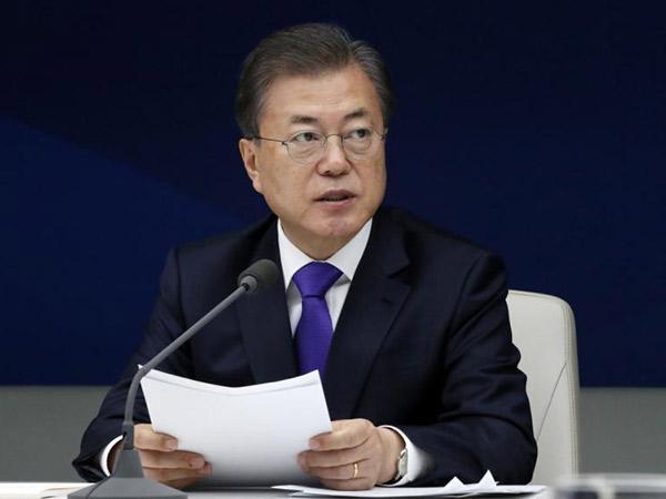 Satu Juta Orang Minta Presiden Moon Jae In Dilengserkan karena Virus Corona