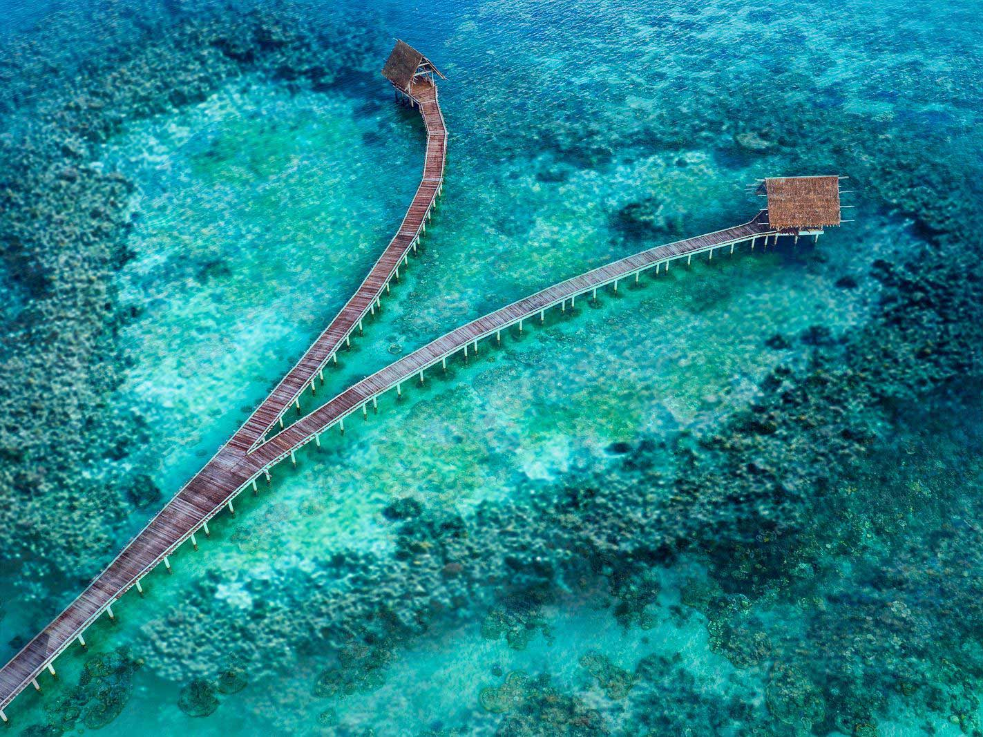 Kumpulan Pulau Pribadi Nan Cantik di Dunia, Ada yang Dari Indonesia!
