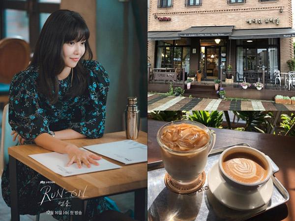 Mengintip Menu dan Suasana Kafe Langganan Sooyoung SNSD di Run On