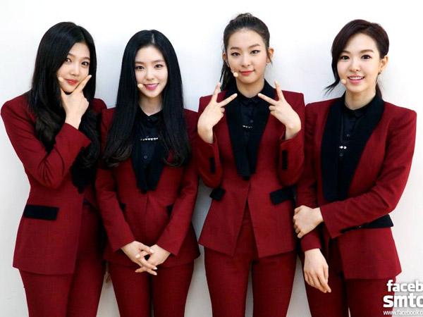 Terlihat Syuting Video Musik di California, Red Velvet Segera Comeback?