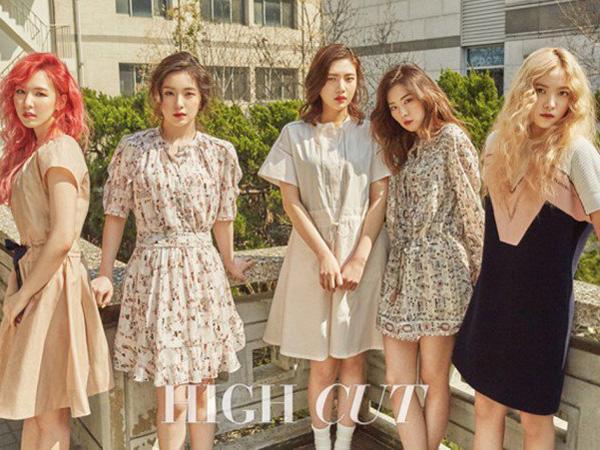 Jadi Girl Group Populer di Kalangan Tentara Korea, Apa Kata Red Velvet?