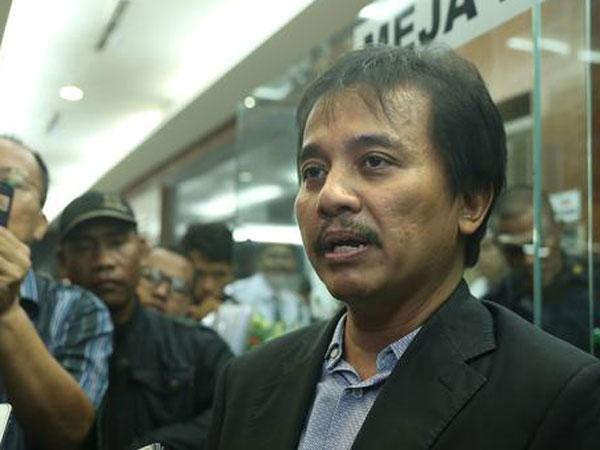 Roy Suryo Akui Belum Pernah Terima Surat Diminta Pengembalian Ribuan Aset Kemenpora?