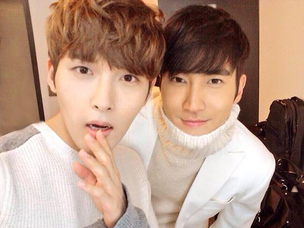Cerita Kocak Ryeowook Super Junior Soal Perjanjian Skinshipnya dengan Siwon