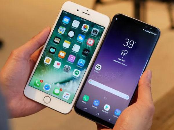 Galaxy S8 Jadi Smartphone Android Terlaris, Tapi Masih Kalah dengan iPhone 7?