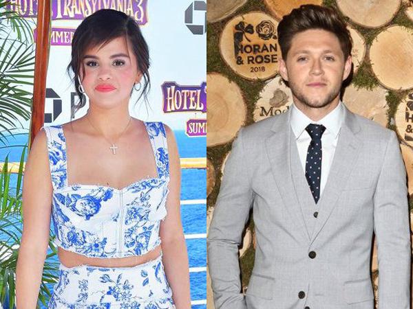 Ketahuan Nonton Konser Bareng, Niall Horan dan Selena Gomez Disetujui Fans Pacaran