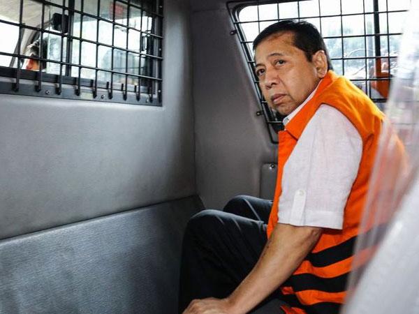 Setya Novanto Ogah Dinonaktifkan dari Jabatan Ketua DPR