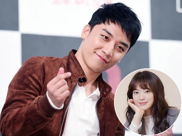 Seungri Big Bang Ungkap Proses PDKT dengan Aktris Cantik Sahabat Min Hyo Rin e53eaabd2b