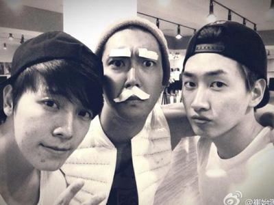 Serunya Para Member Super Junior Rayakan Ulang Tahun Ke-8!
