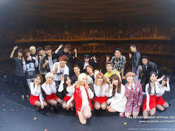 Sukses Dengan Artis Band, FNC Entertainment Akan Debutkan Boyband Pertamanya